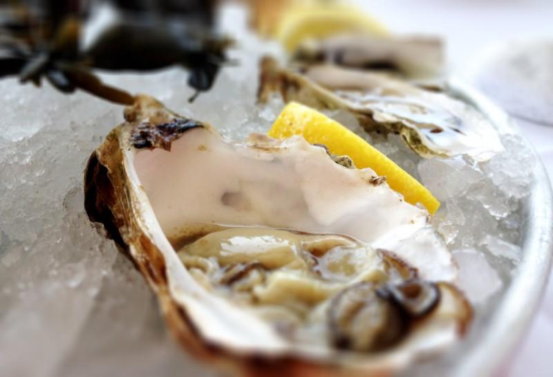 Heerlijke oesters