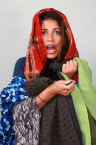 Wat moet ik met al die sjaals?