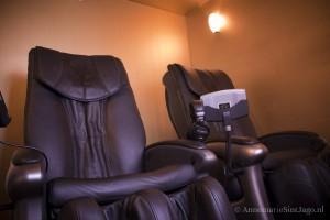 Relaxruimte in Salon B in Hilversum